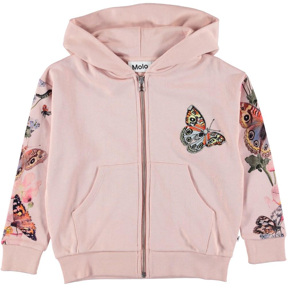 Mel - Butterfly Stripe - Sweater