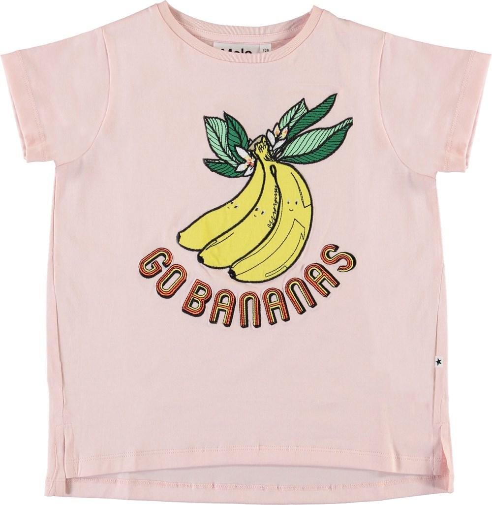 Reenasa - Bananas - Organic t-shirt with bananas