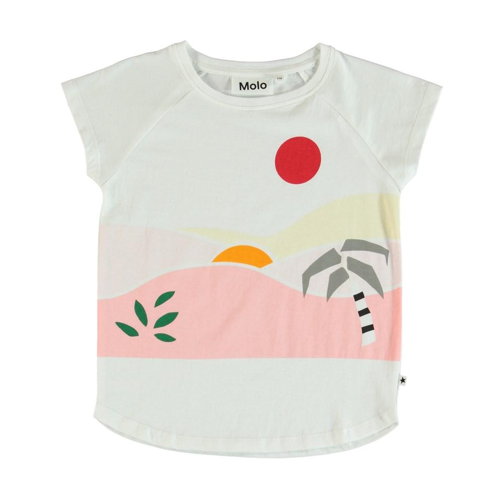 Reinette - Sunset Dunes - T-Shirt