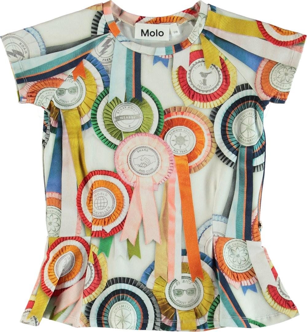 Robbin - Rosettes - T-Shirt
