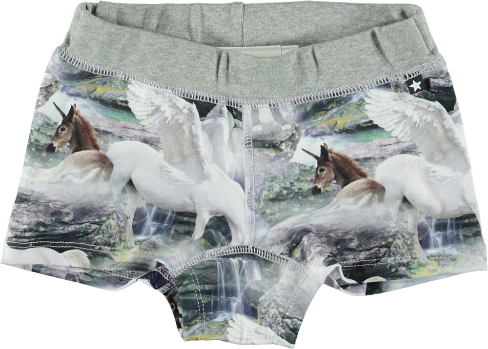 Joanna - Mythical Creatures - Knickers with unicorn.