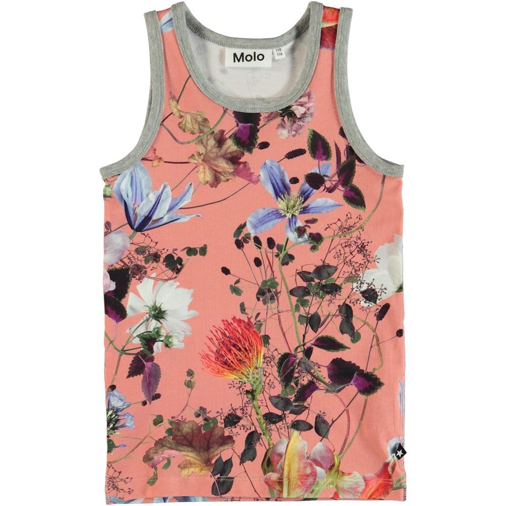 Joshlyn - Flowers Of The World - Flower vest