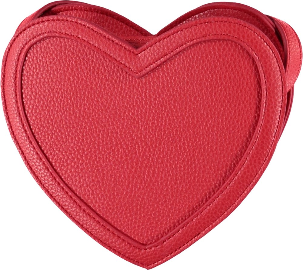 Heart Bag - Heart - Heart-shaped bag.
