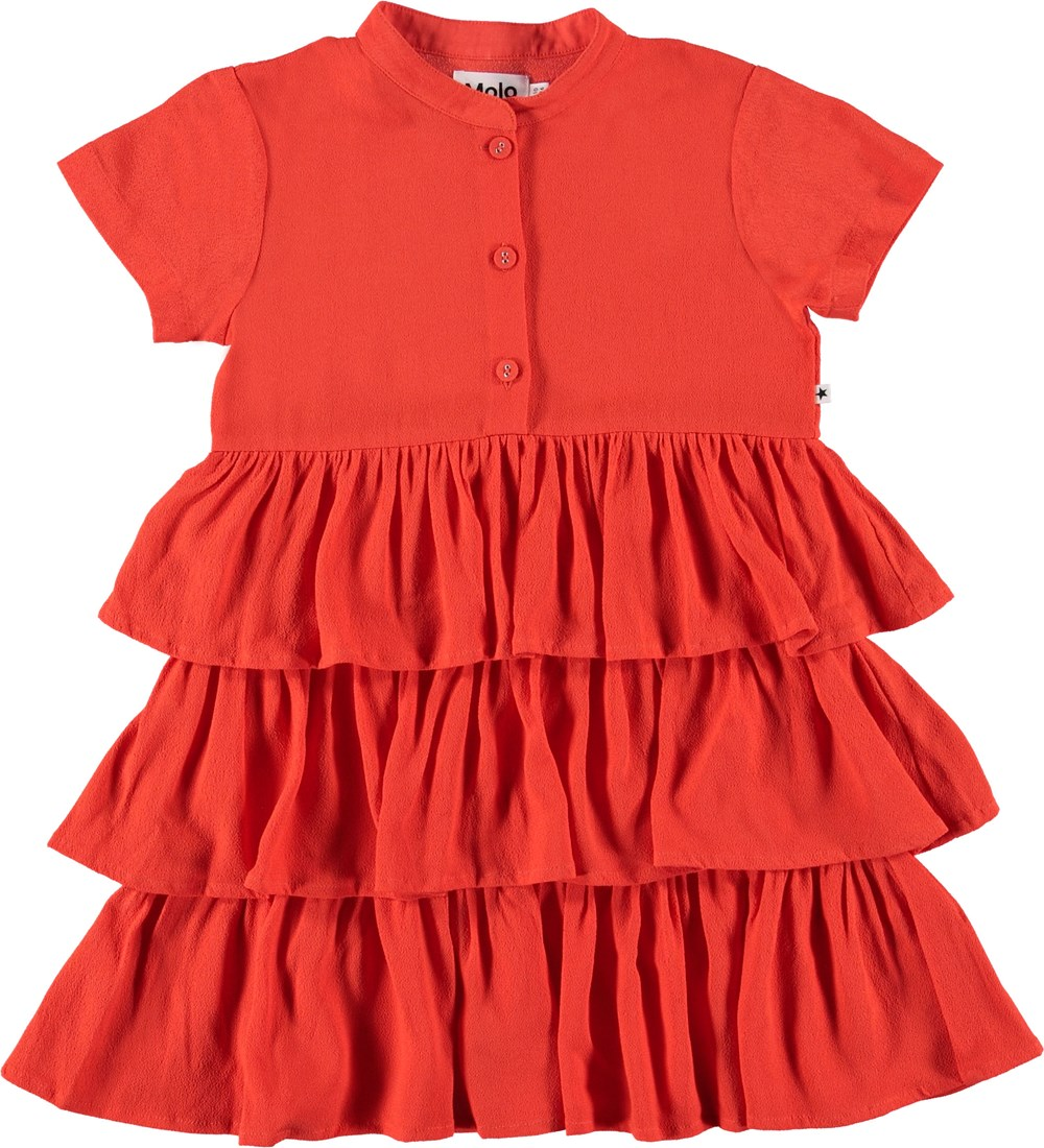 Campell - Cherry Tomato - Rød kjole.