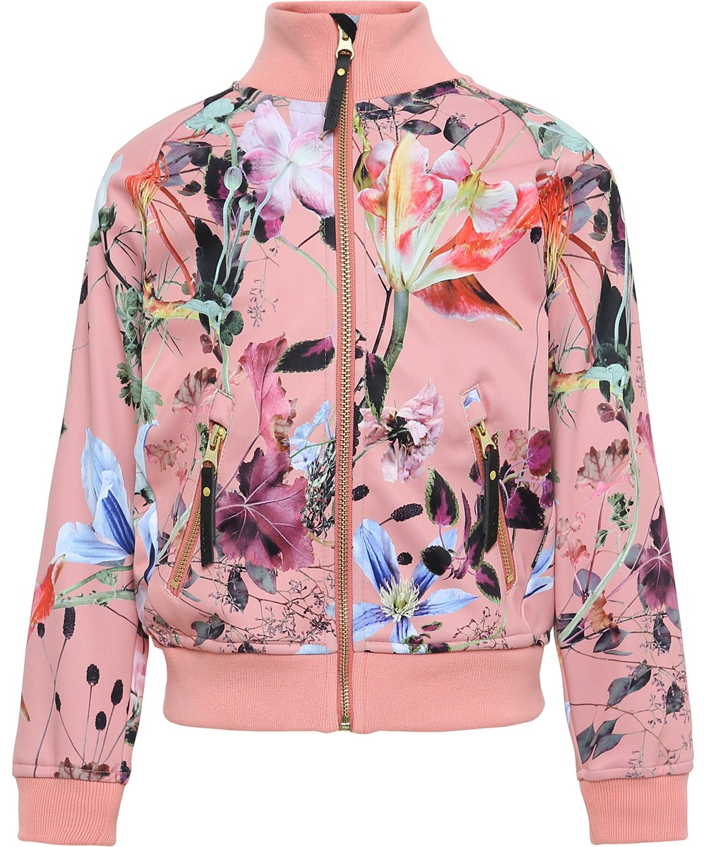 Hestie - Flowers Of The World - Jacket - Flowers Of The World