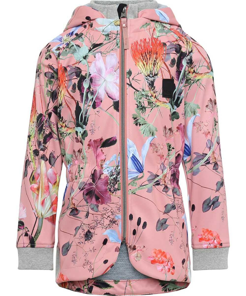 fa5b72ecf46 Hillary - Flowers Of The World - Jacket - Flowers Of The World - Molo