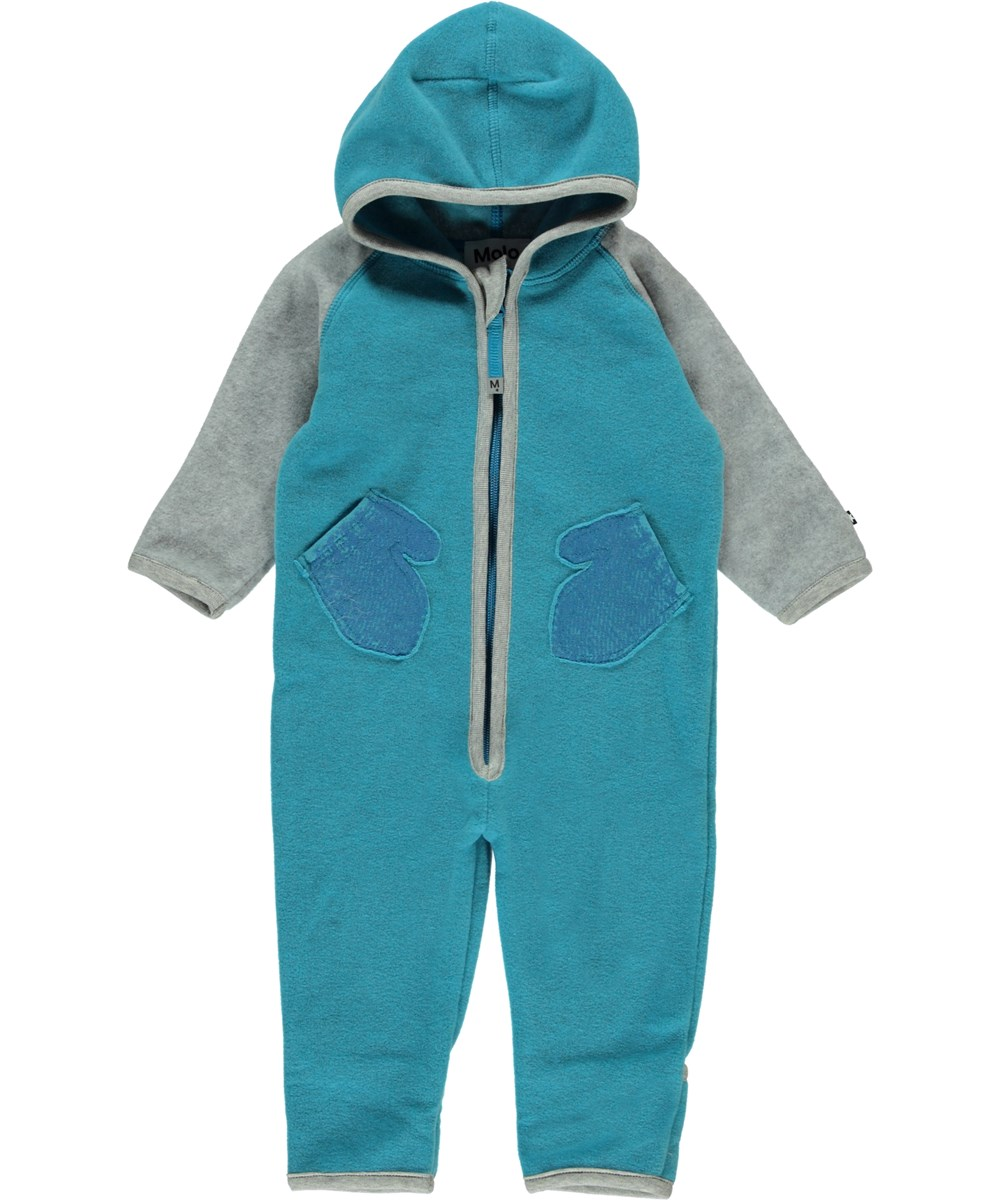 Udo - Dive - Baby Fleece Romper