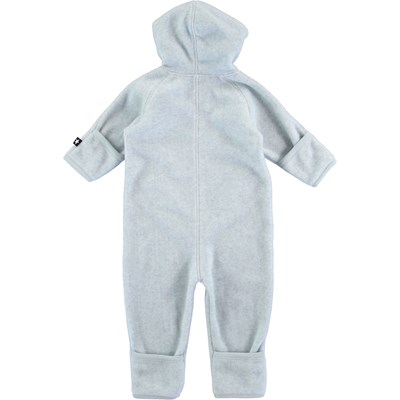 546d3c0368f Click to zoom. Udo - Sky Gray - Grey fleece suit