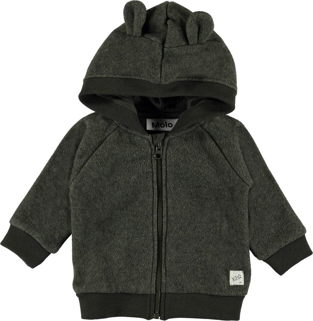 Ummi - Evergreen - Fleece Jacket