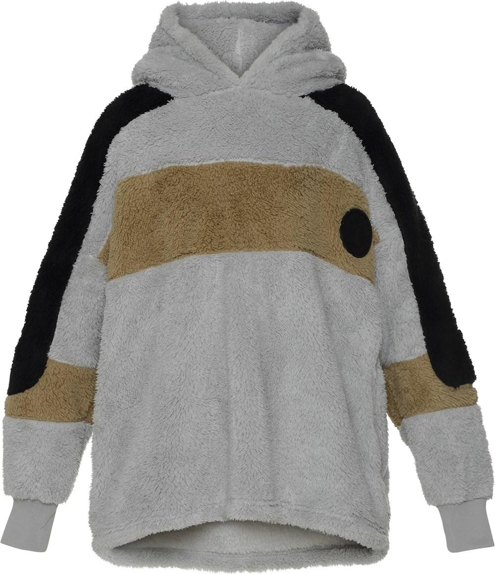 Utah - Lunar Rock - Oversized fleece hoodie