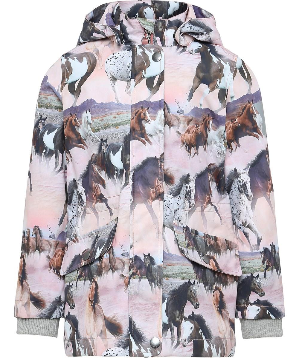 Carole - Wild Horses - Jacket