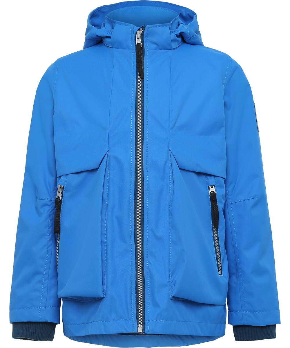 Casper - A_I_ Blue - Jacket