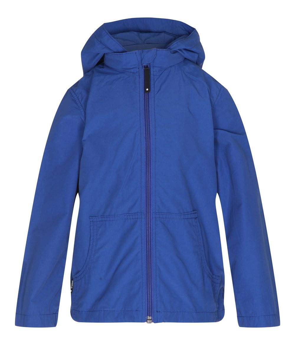 Halton - Limoges - sporty blue jacket