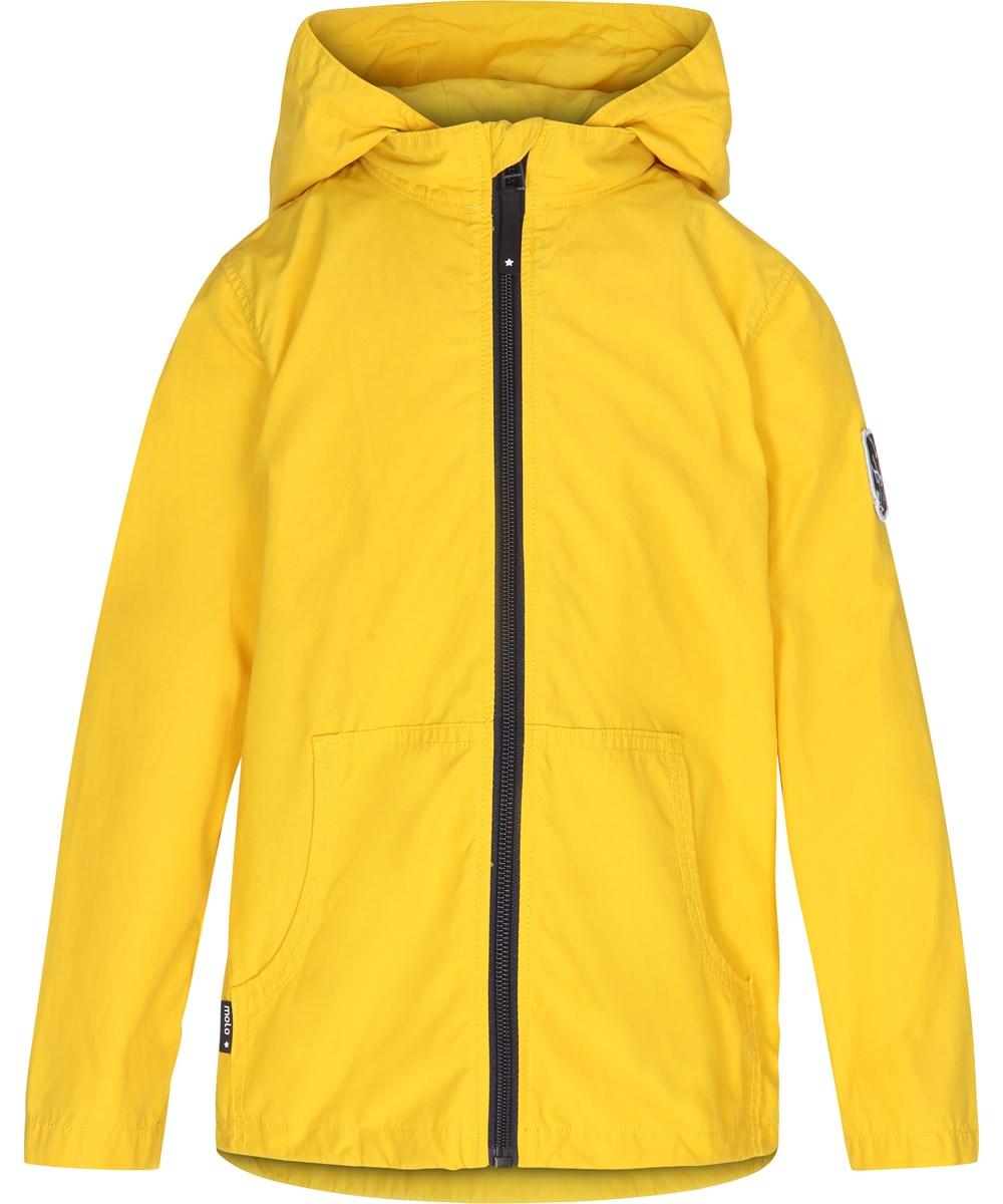 Halton - Pacman - sporty yellow jacket