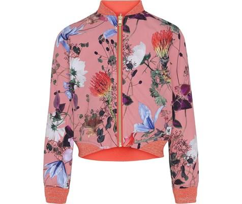 e7ba1e851633d5 Hugo - Reflective Camo - Reflective jacket with camo pattern - Molo