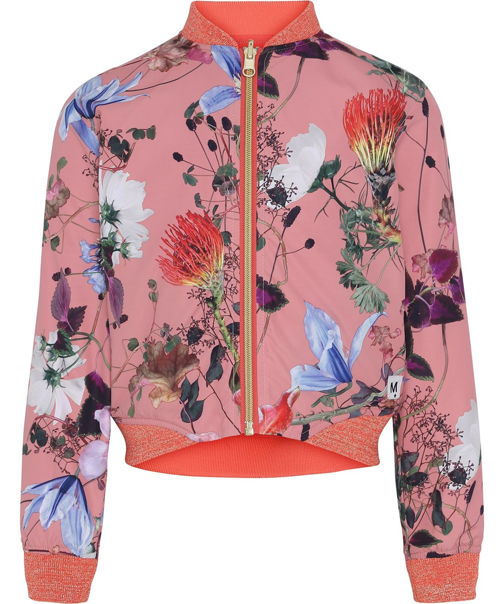 Harlow - Flowers Of The World - Jacket - Flowers Of The World