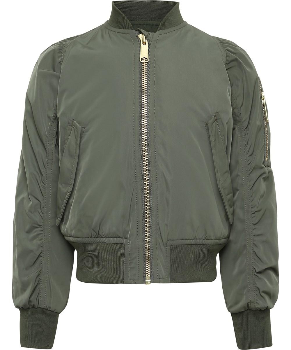 Haylee - Evergreen - Jacket