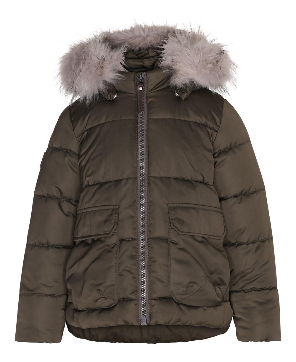 Hera - Tarmac - Green jacket