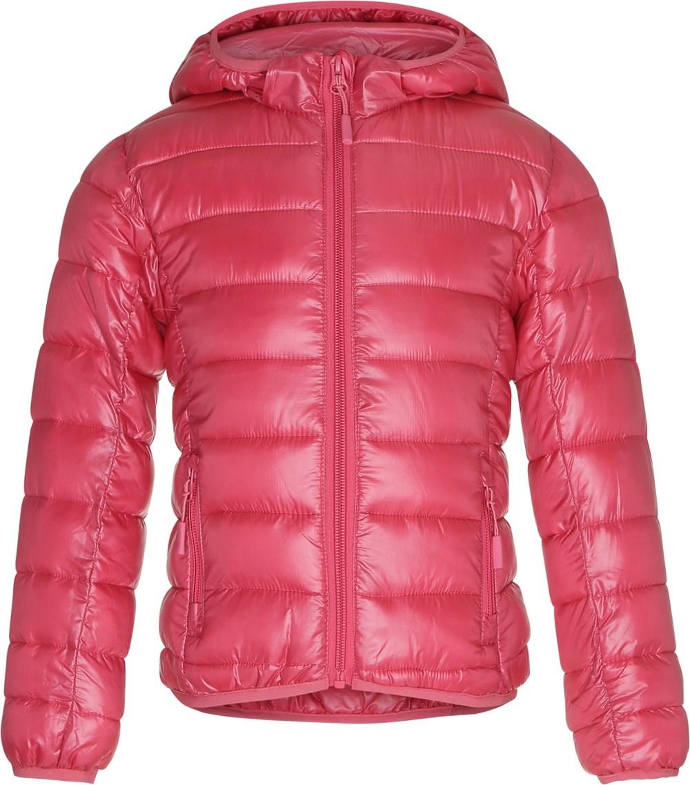 Herb - Rapture Rose - Sporty pink jacket - Molo 552c475c91