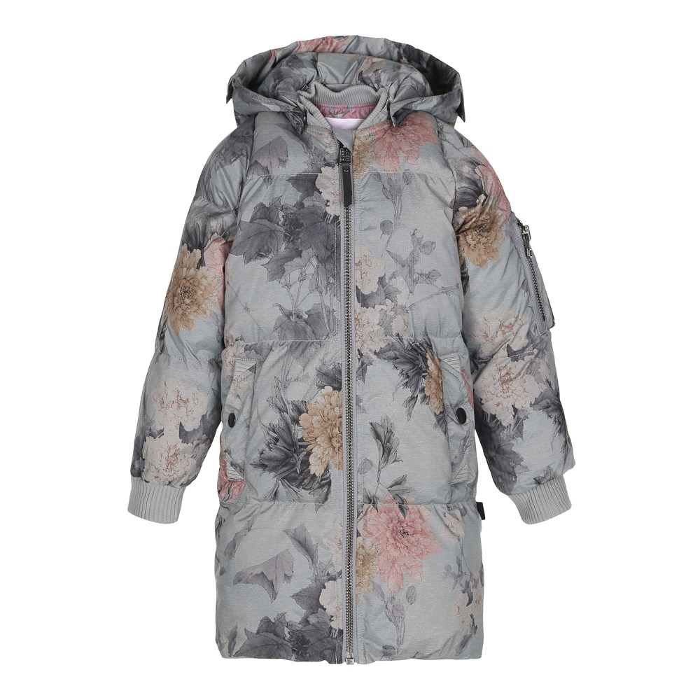 Hermione - Misty Flowers - Hermione jacket - Misty Flowers - Molo
