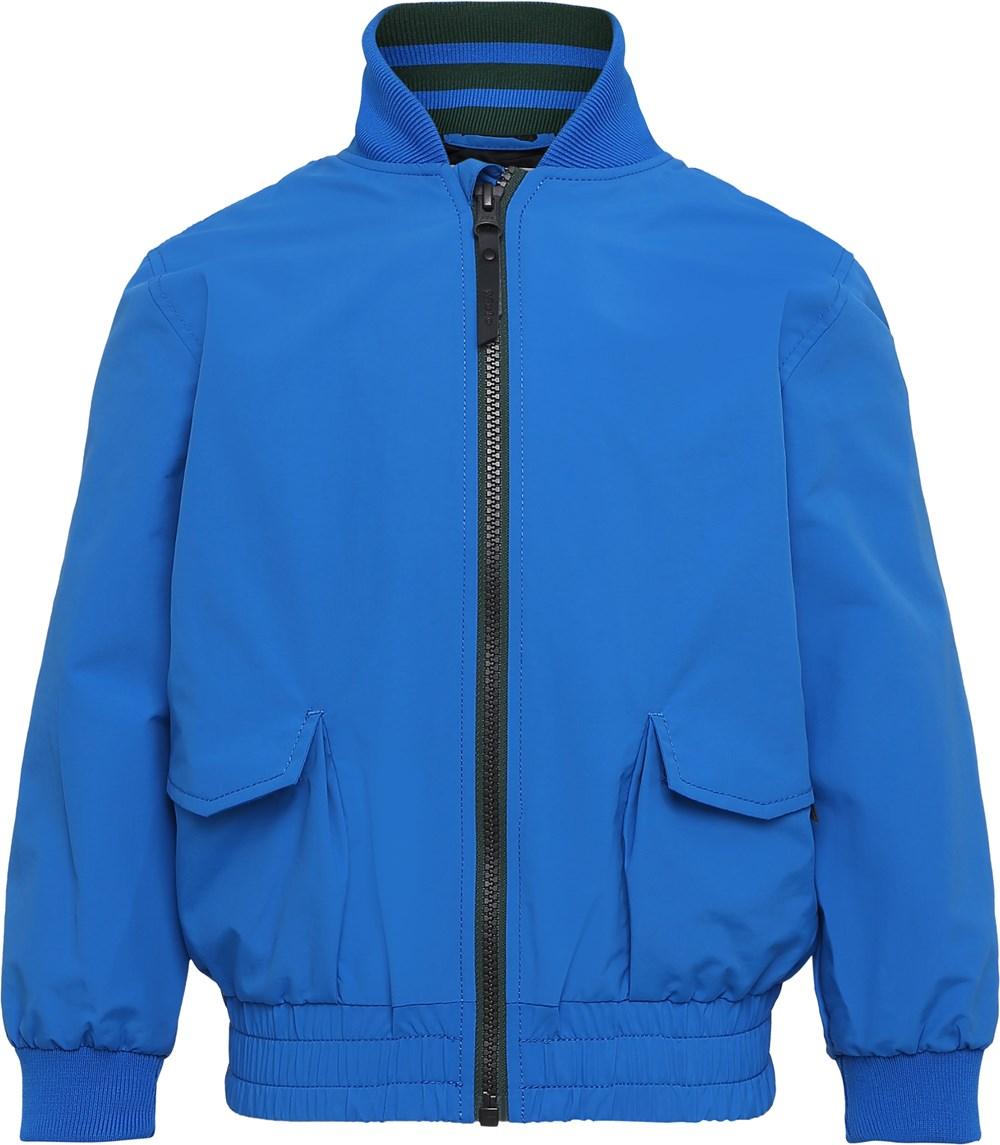 Hide Solid - A_I_ Blue - Hide Jacket