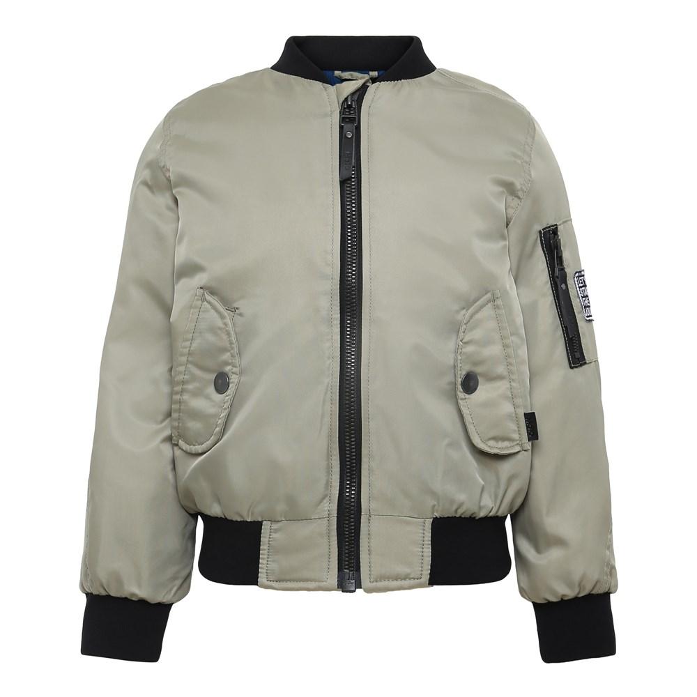 Hiker - Aluminium - Bomber Jacket
