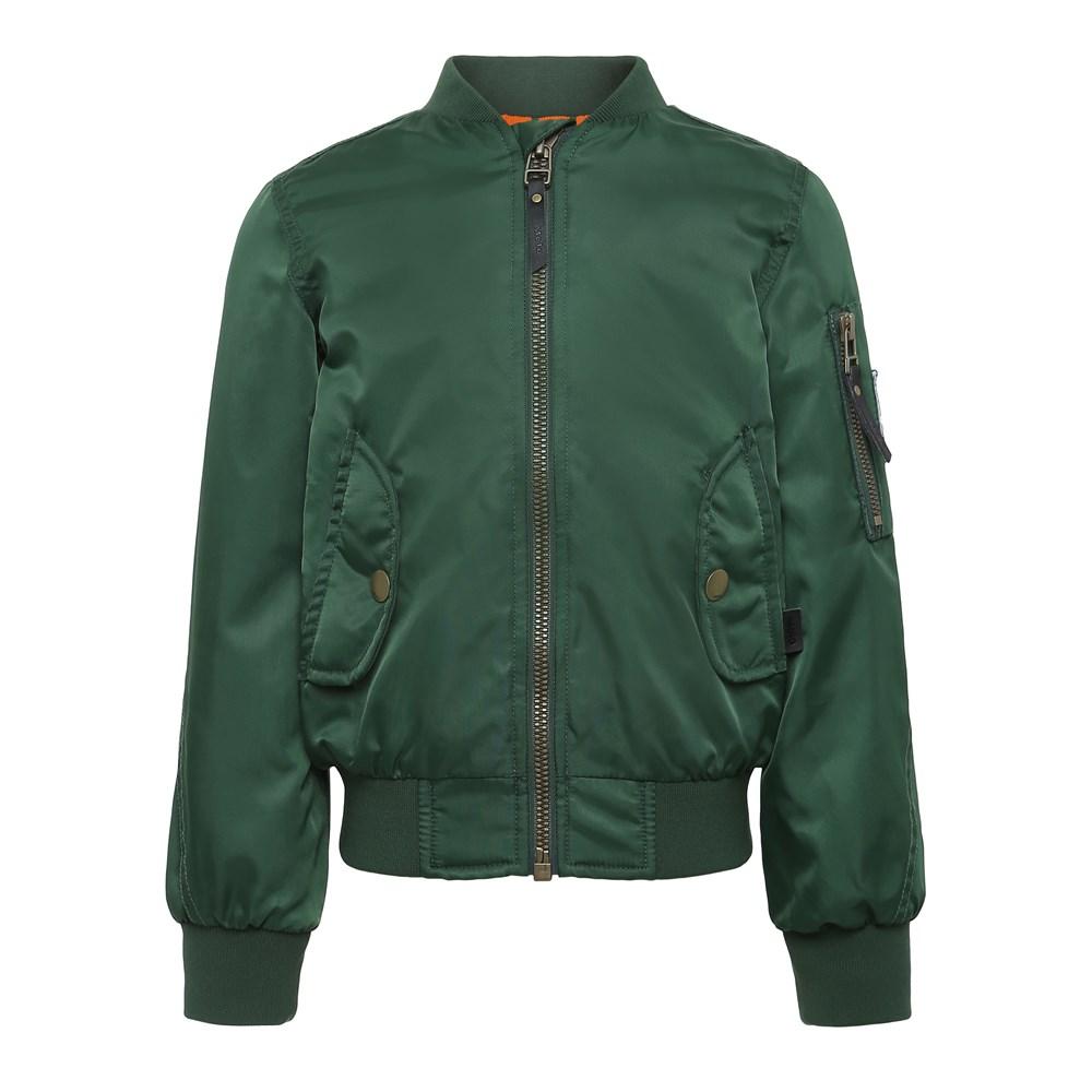 Hiker - Greener - Bomber Jacket