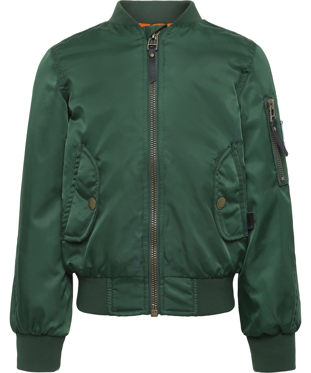 Hiker - Greener - Bomber Jacket