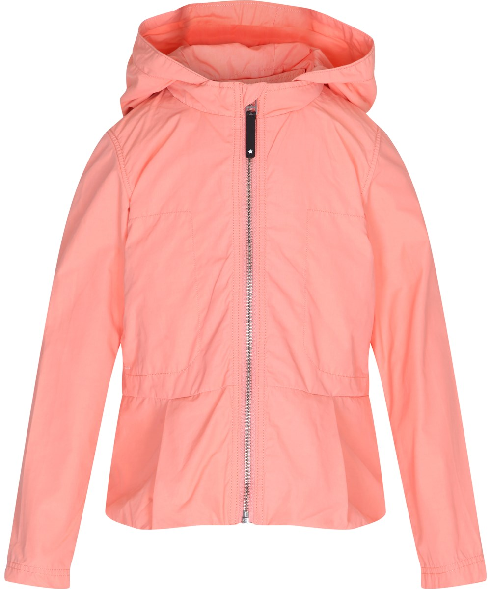 Hildur - Desert Flower - orange spring jacket