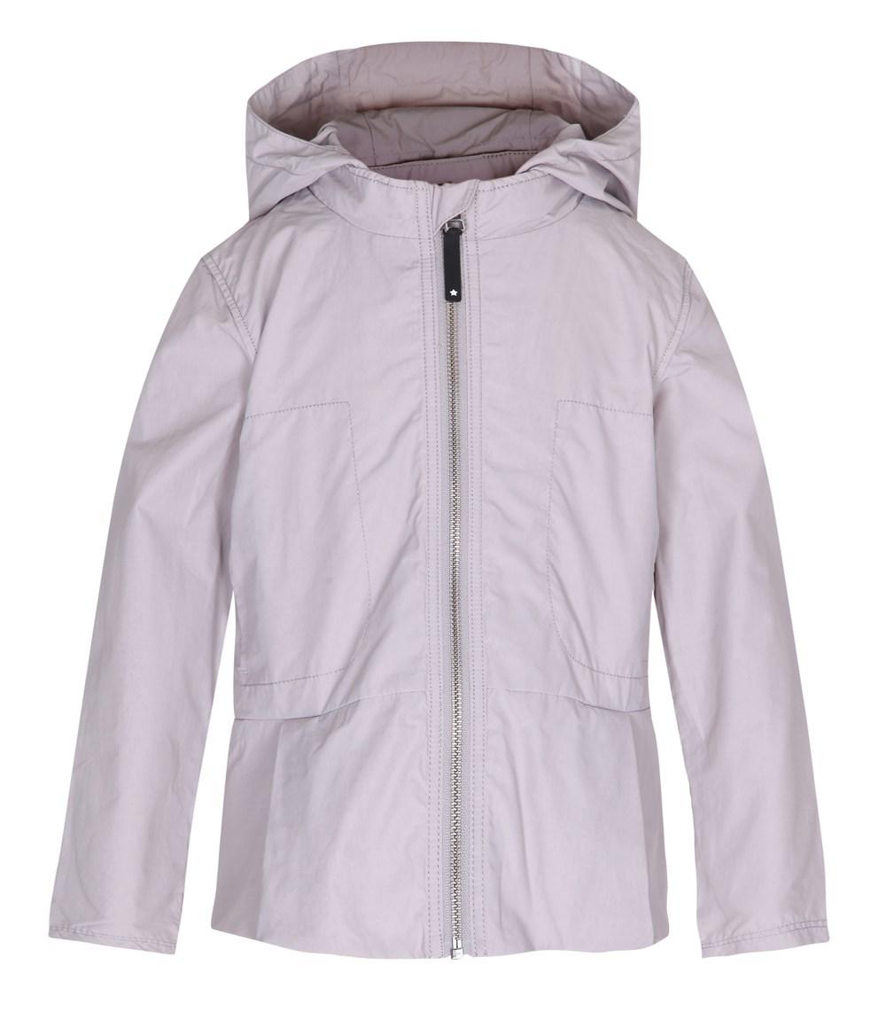 Hildur - Opal Grey - grey spring jacket