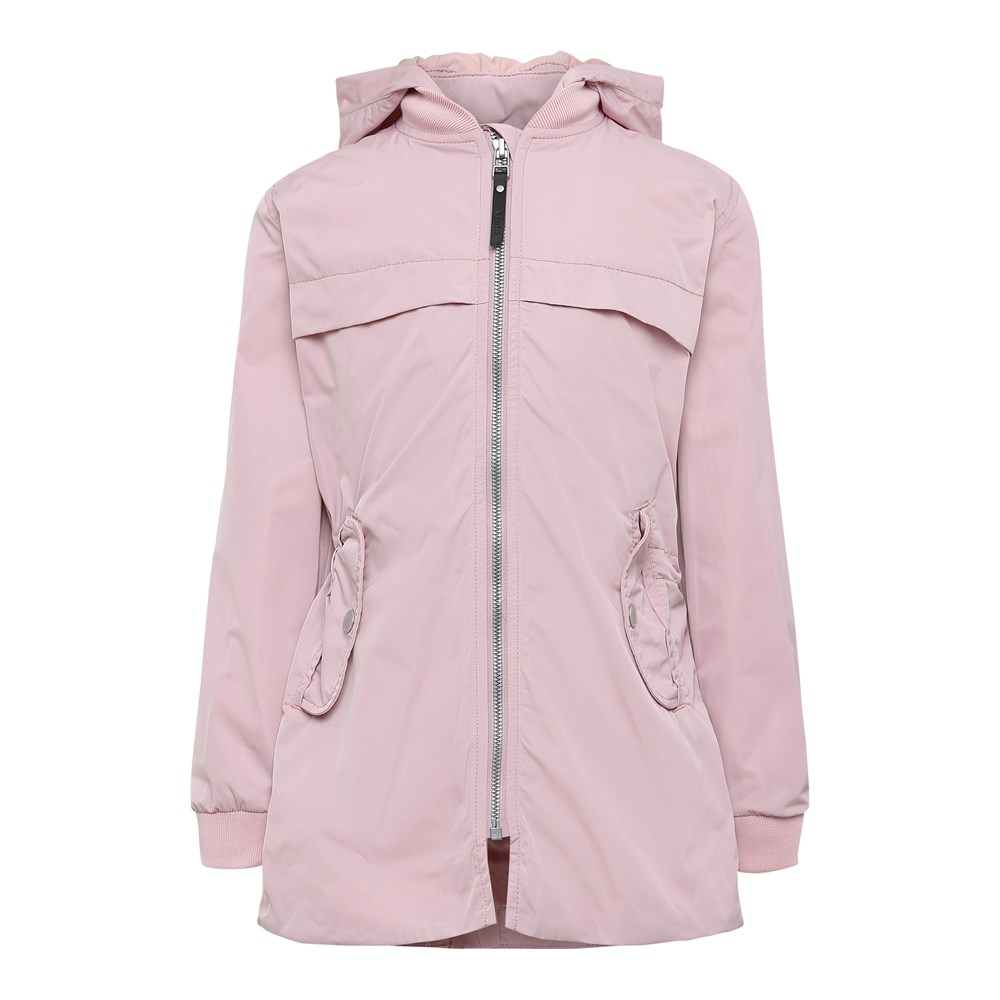Honour - Pink Granite - Parka Jacket