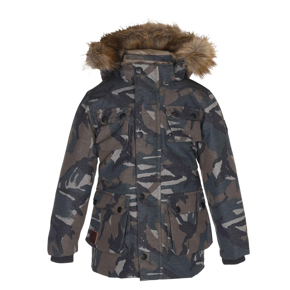 Horizon - Tamac Camo - Army winter jacket