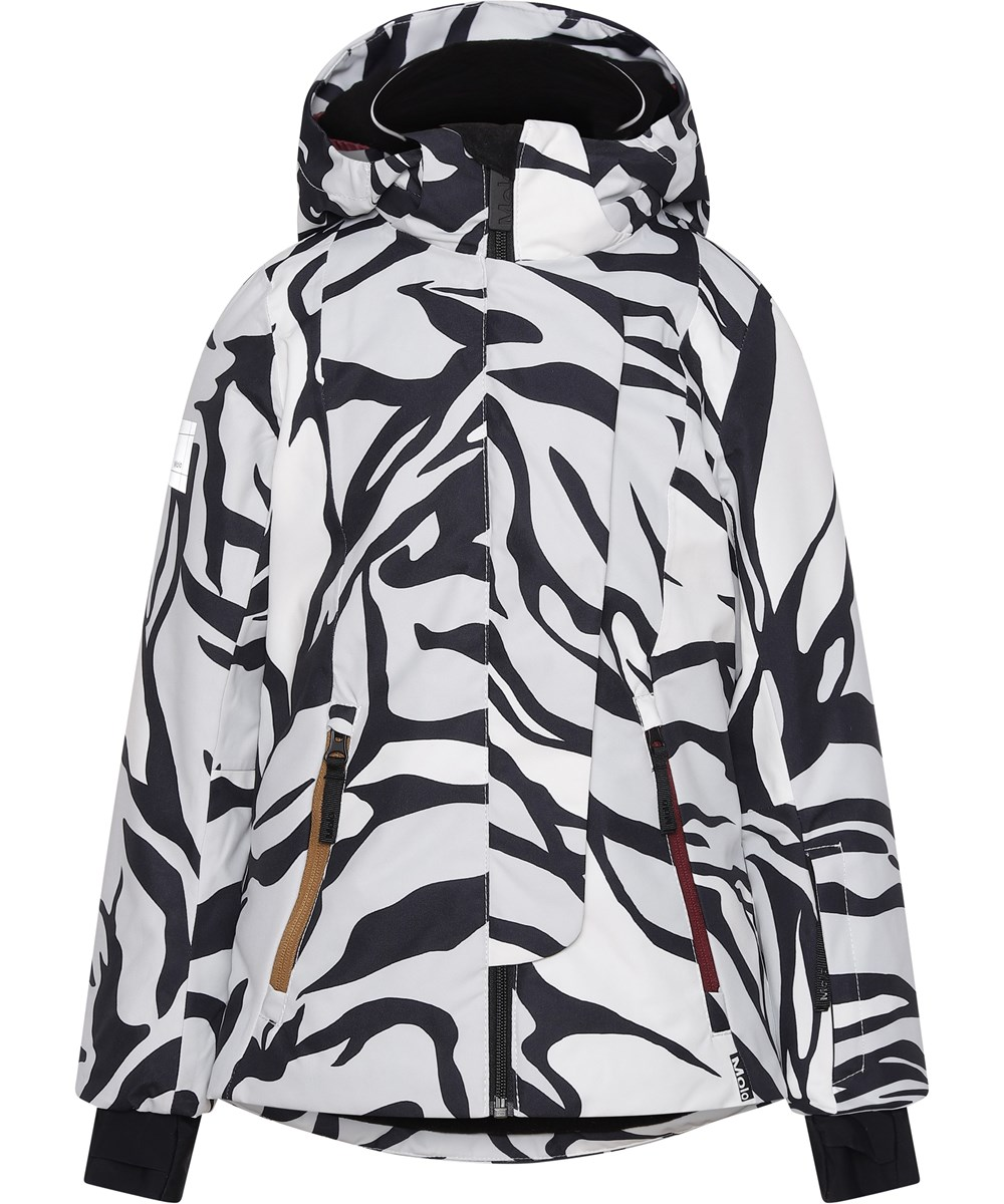 Pearson - Graphic Tiger - Waterproof ski jacket tiger print