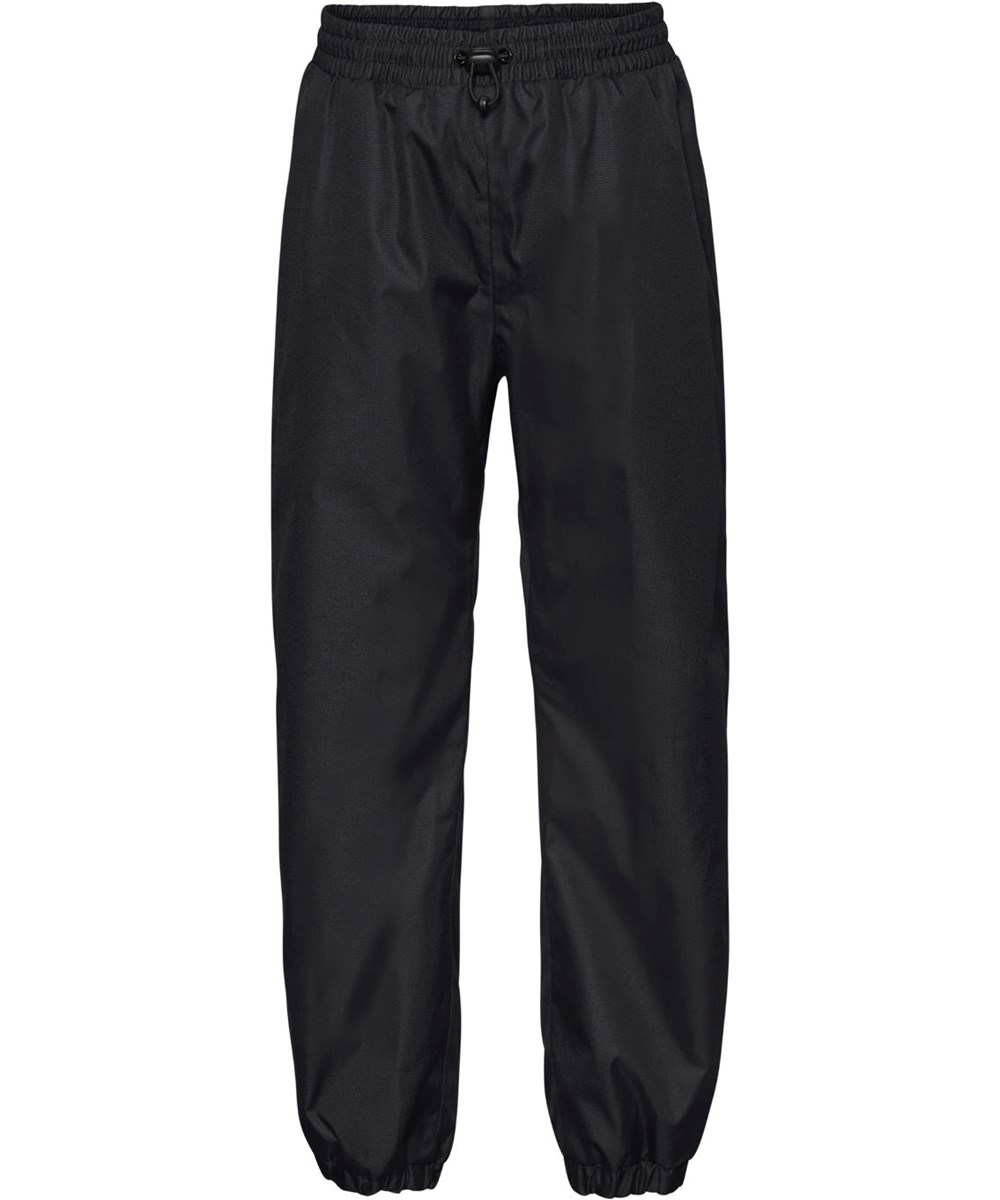 Haven - Black - Black rain trousers