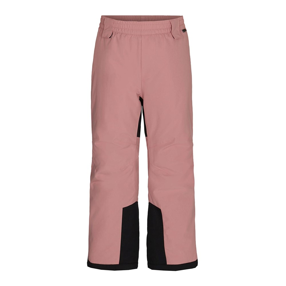 Hush - Ash Rose - Functional rose coloured ski trousers