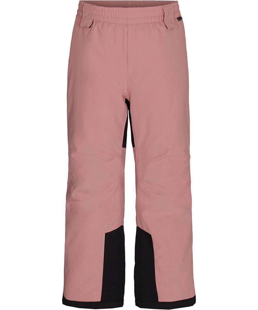 Hush - Ash Rose - Functional rose coloured ski trousers