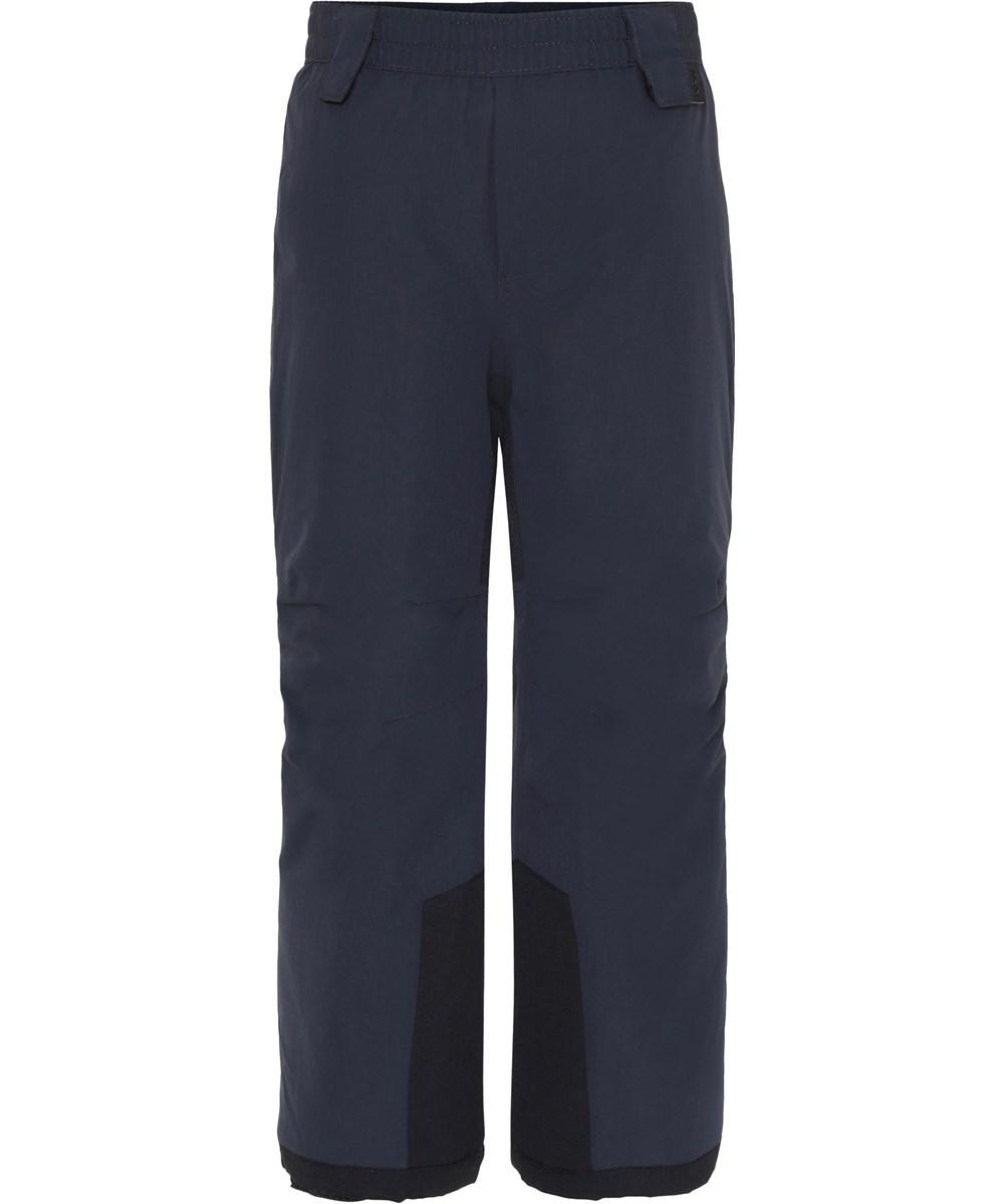 Hush - Carbon - Dark blue ski trousers.