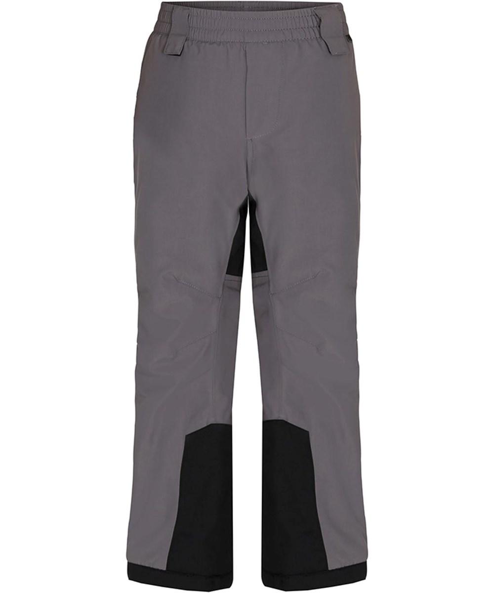 Hush - Smokey Grey - Functional grey ski trousers