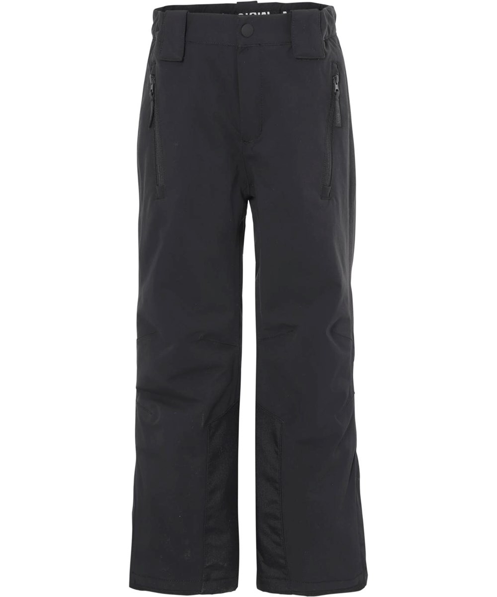 Jump pro - Black - Black waterproof ski trousers