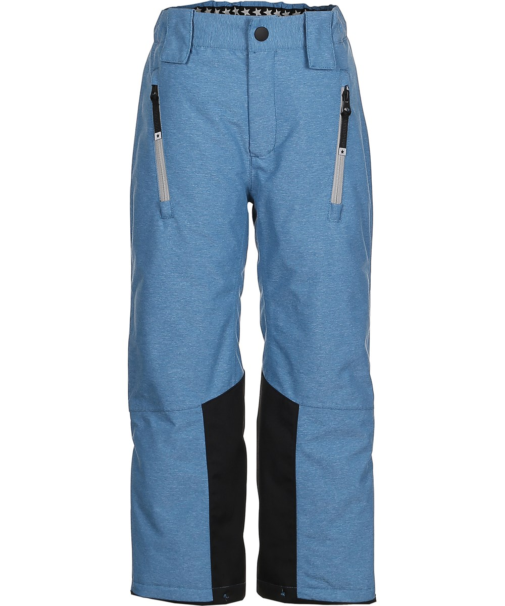 Jump pro - Blue Mountain - Blue ski trousers