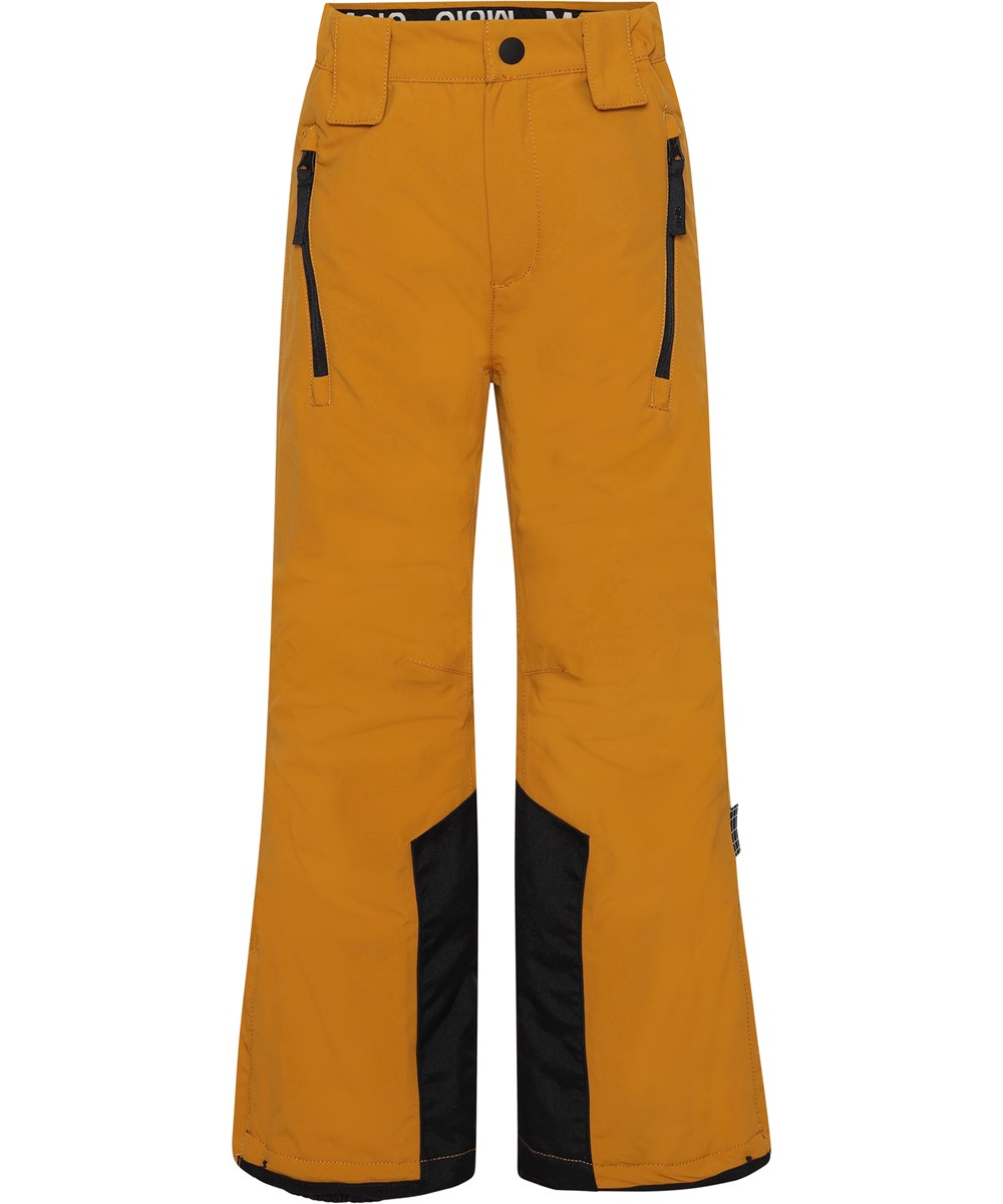 Jump Pro Recycle - Autumn Leaf - Recycled waterproof ski trousers
