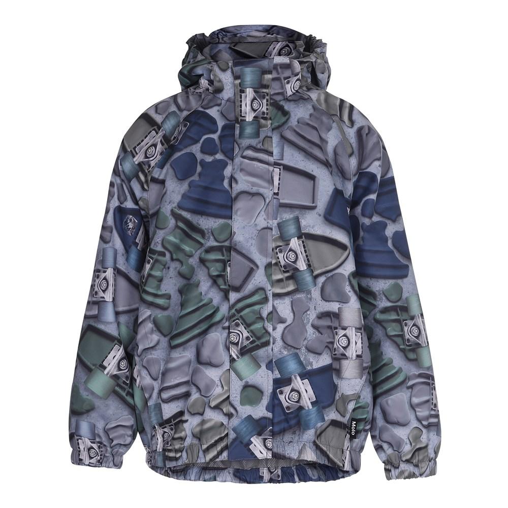 Waiton - Broken Boards - Rain Jacket