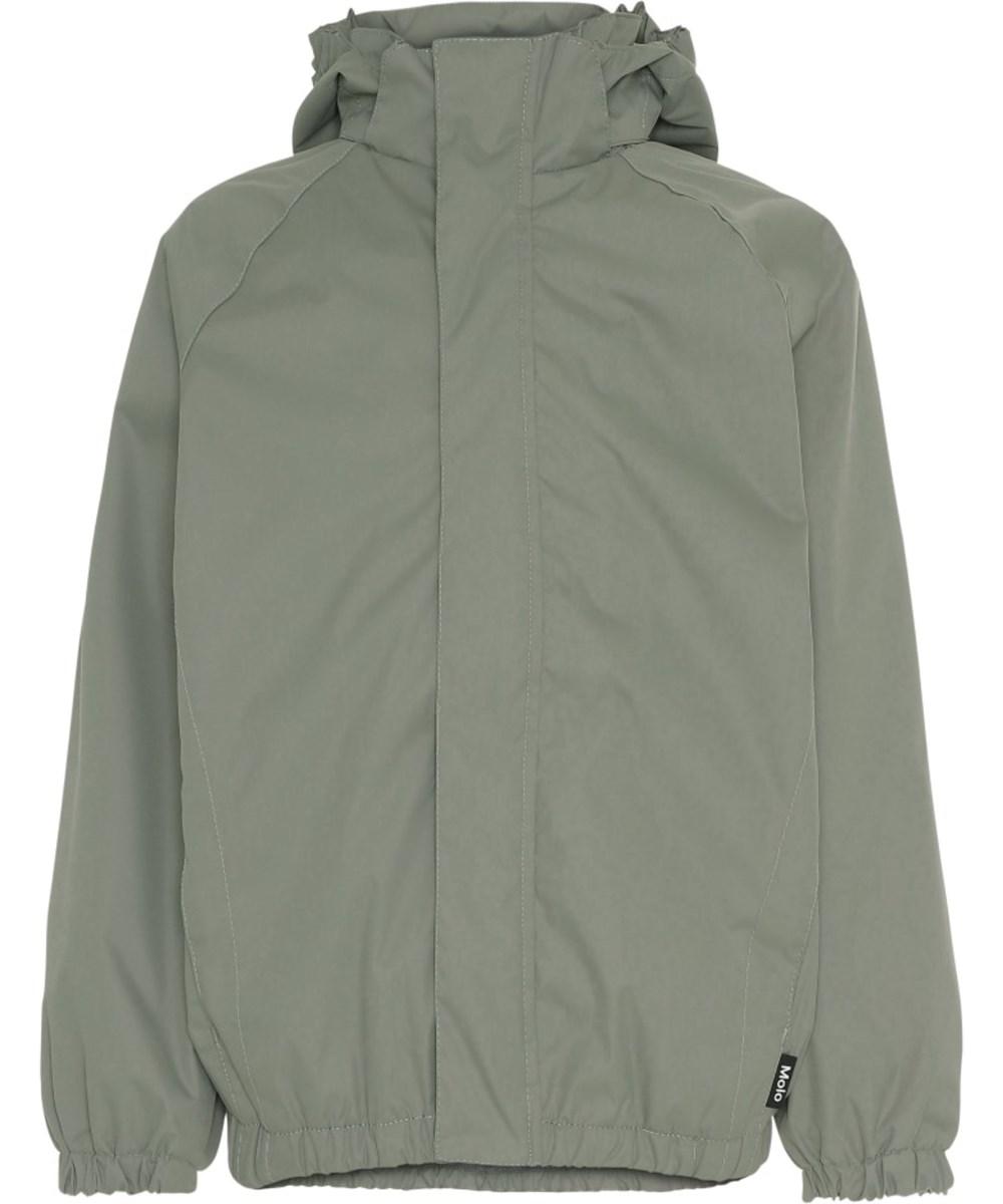 Waiton - Skate - Grey-green rain jacket