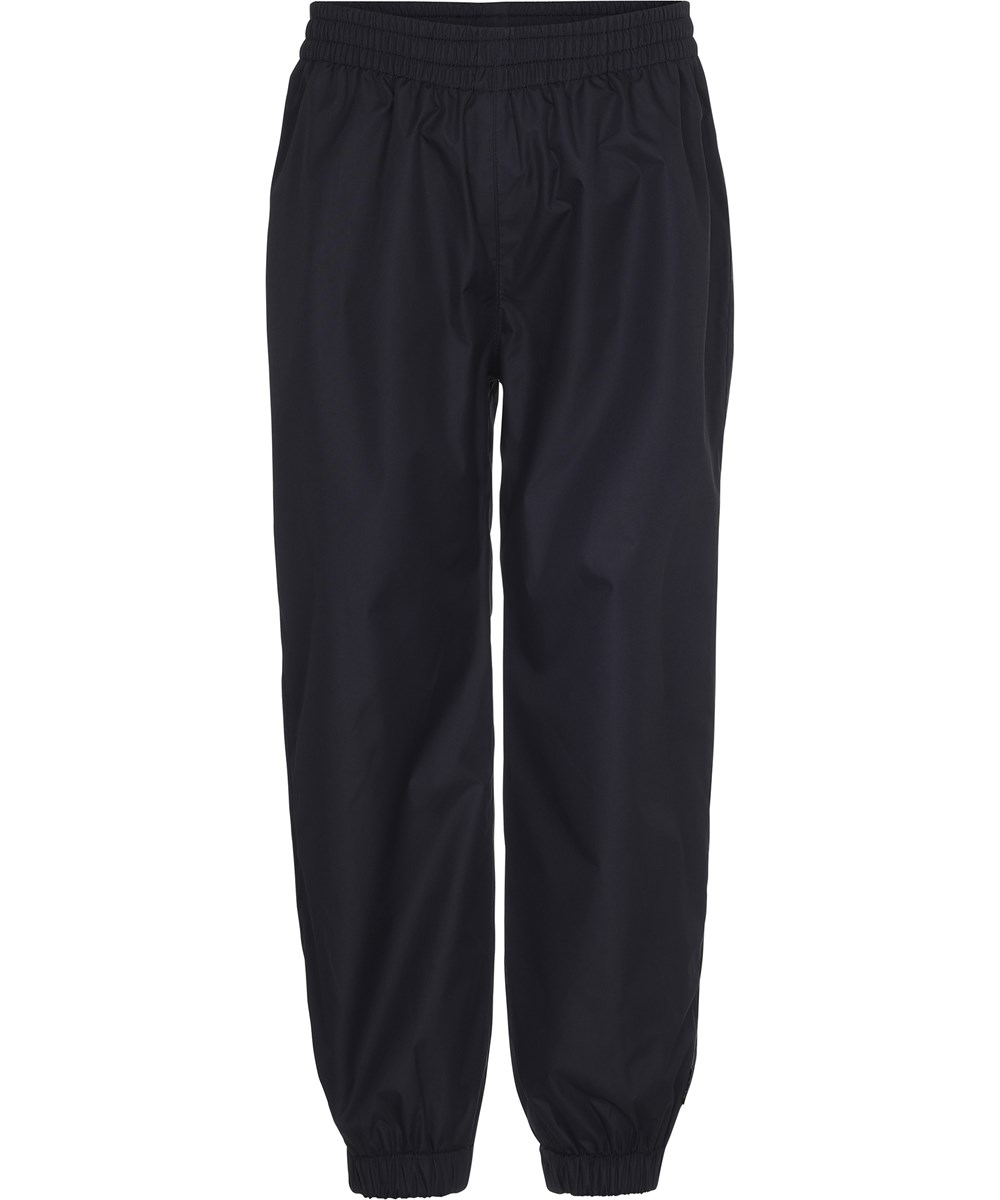 Waits - Black - Rain Trousers