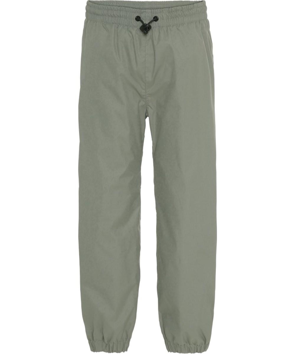 Waits - Skate - Grey-green rain trousers
