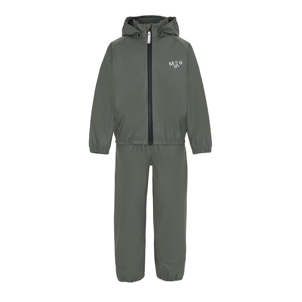 Zet - Evergreen - Rain Jacket