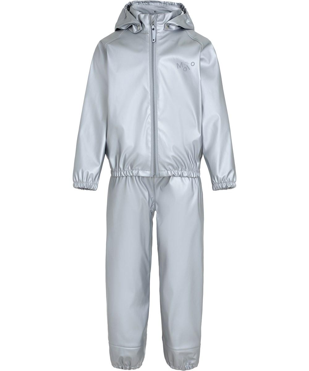 Zet - Silver Touch - Rain Jacket