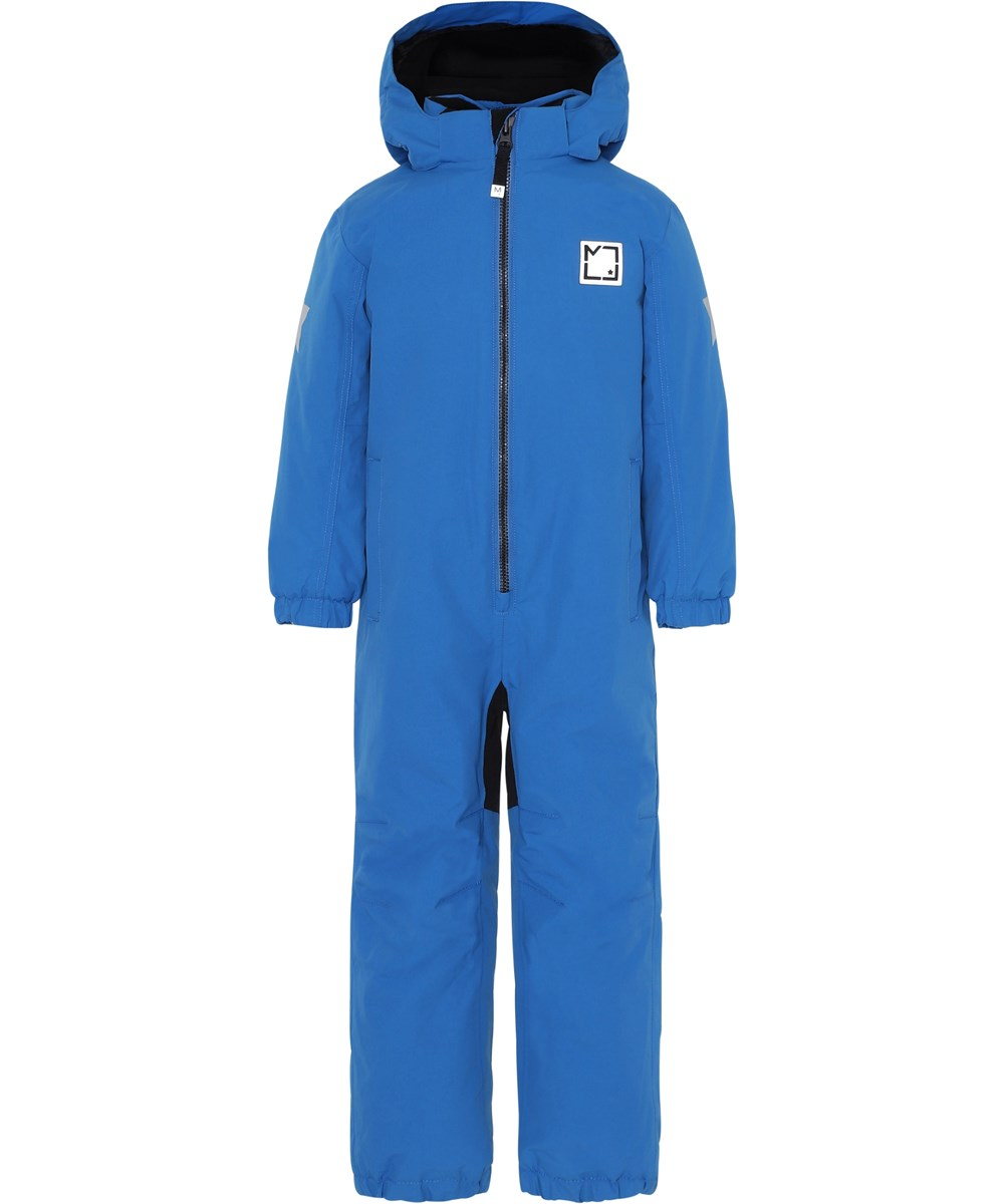 Haze - Blue - Blue snowsuit.