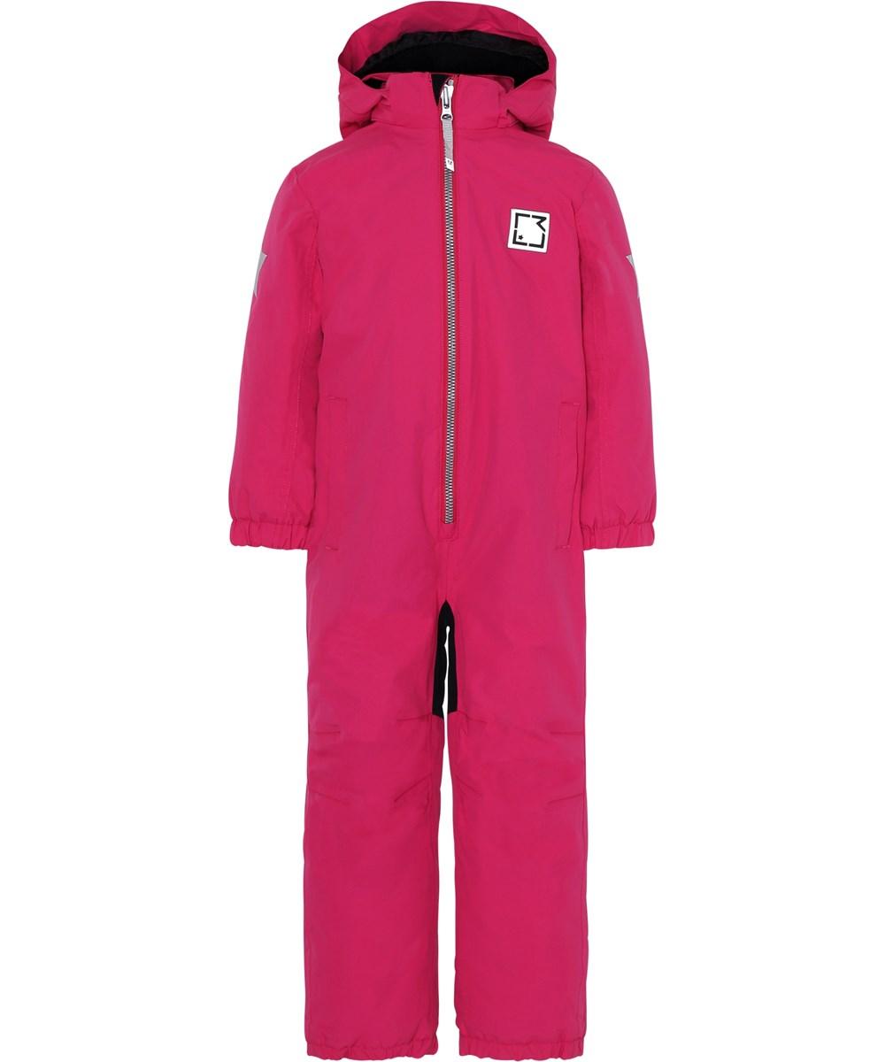 Haze - Bright Pink - Pink Snowsuit.