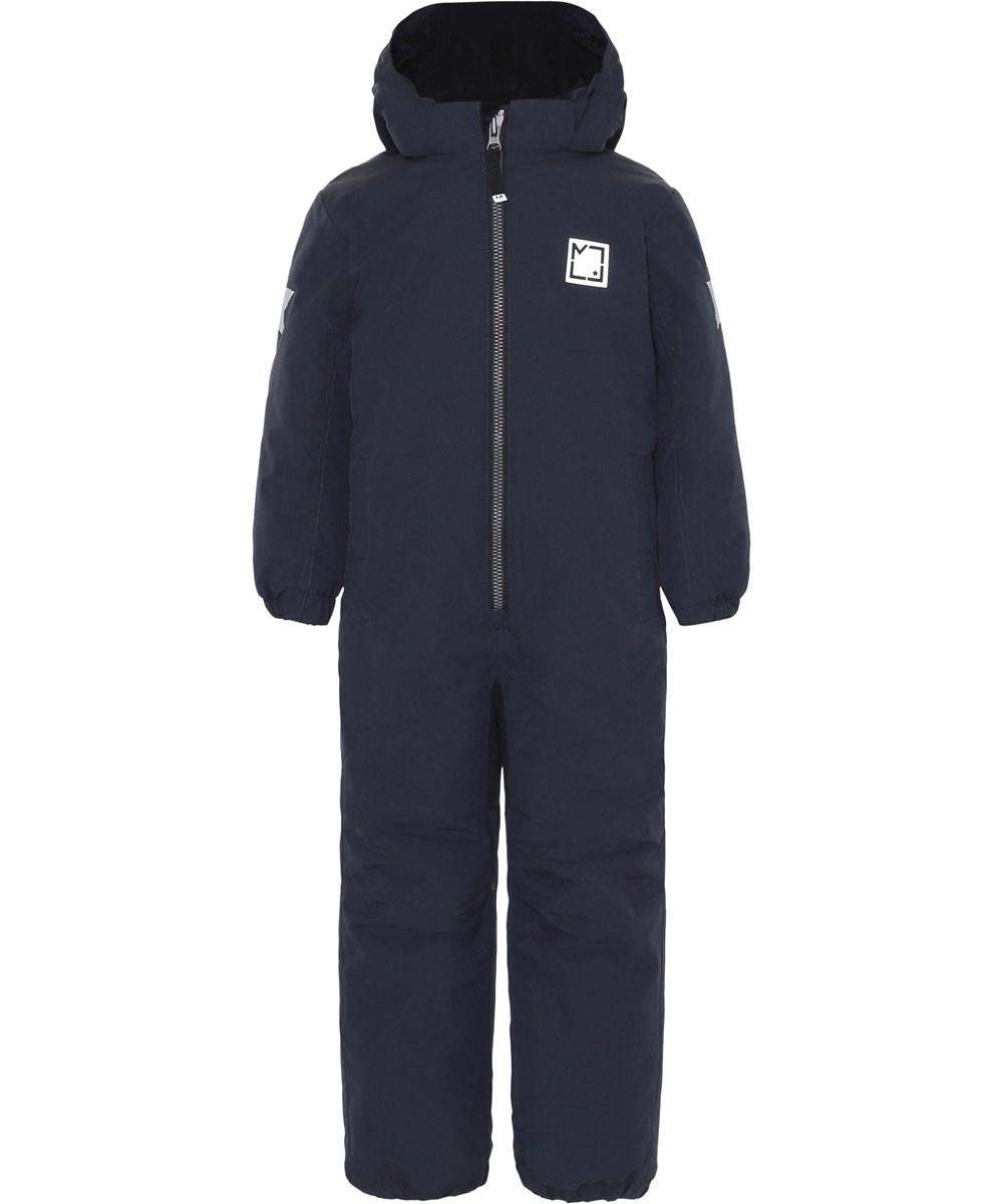 Haze - Carbon - Dark blue snowsuit.